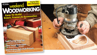Weekend Woodworking, Vol. 3 cover image